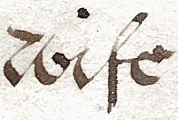 Example W