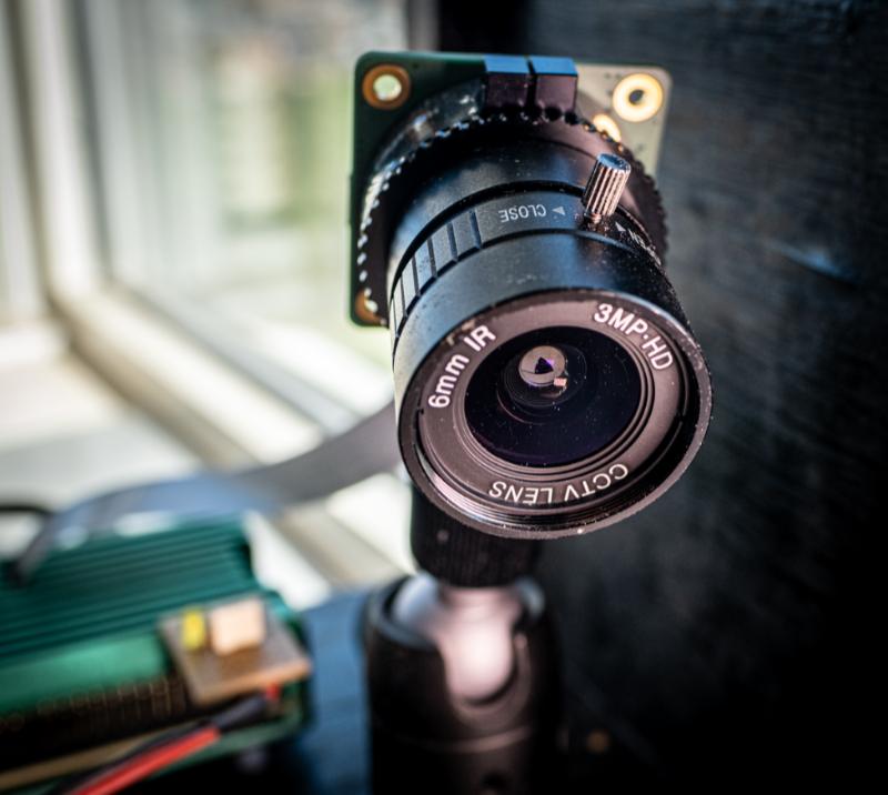 A Camera for the Pi