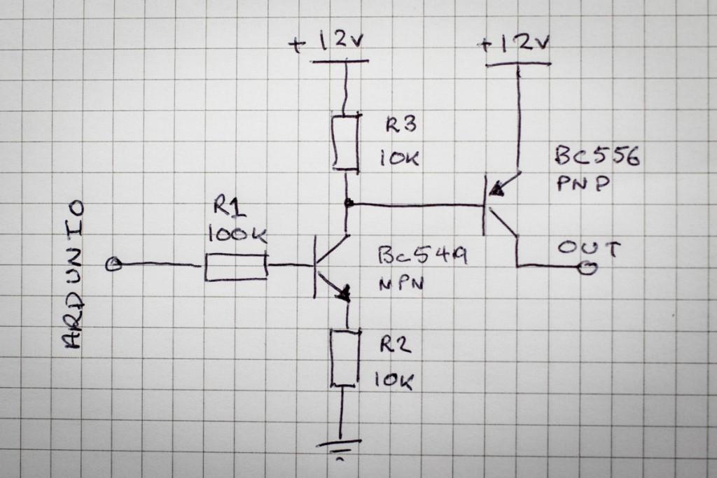 Transistor Control