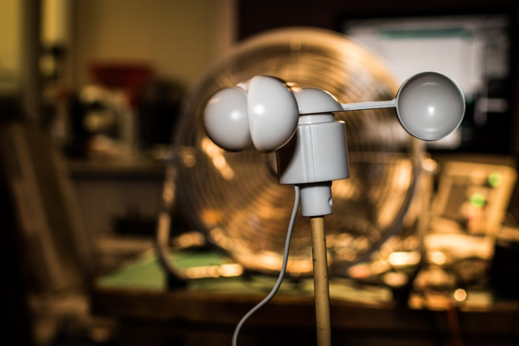 The cheap Anemometer