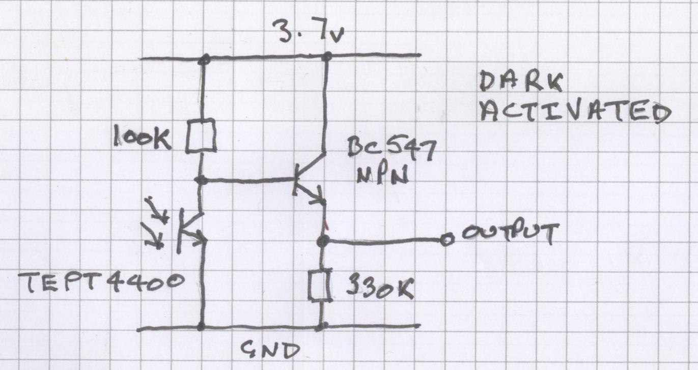 Electronics Door Open Alarm Circuit Uf Capacitor Refrigerator Dark Activated Switch